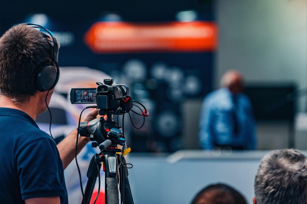 Régisseur diffusion multicam PeupladesTV